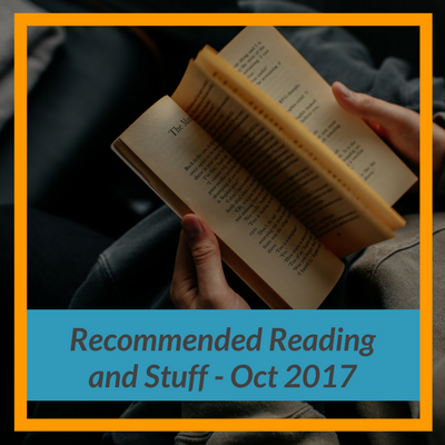Recommended Reading and Stuff