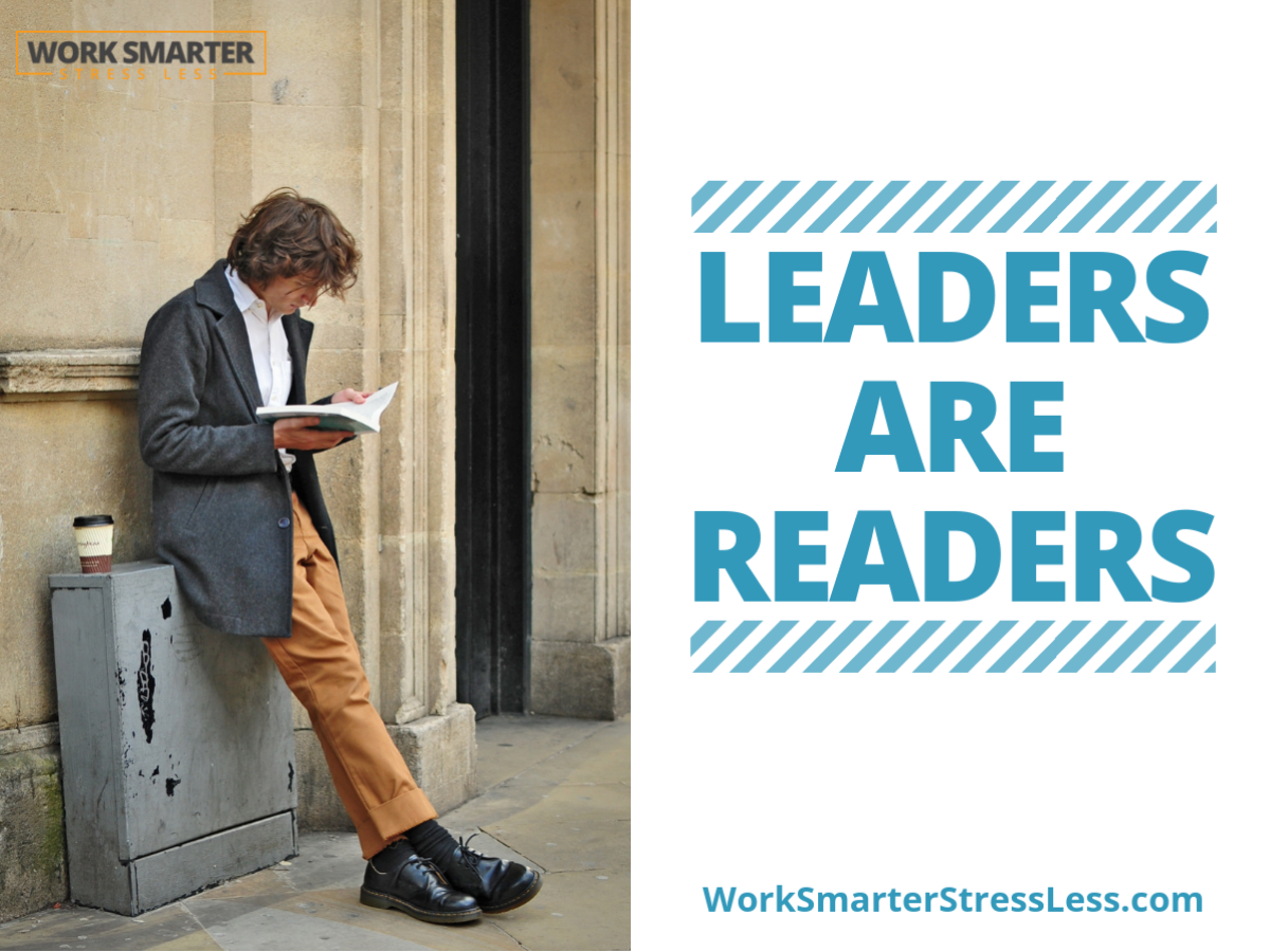 Leaders are readers book recommendations
