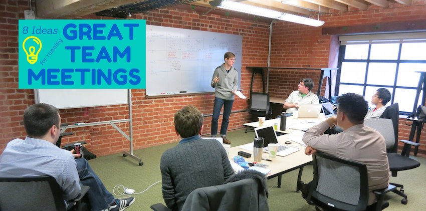 great team meeting ideas