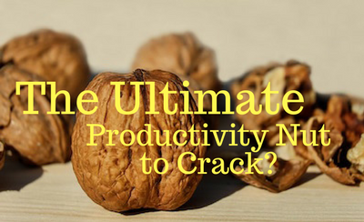The Ultimate Productivity Nut to Crack?