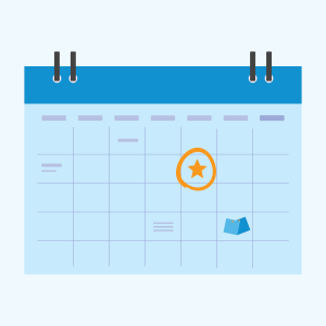 have a clear and custom agenda to discuss with your team