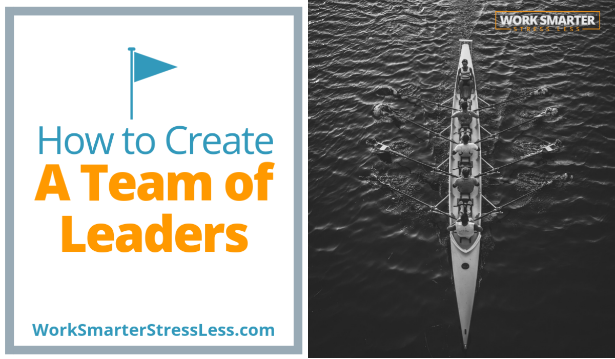how to create a team of leaders